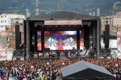 Jumbo concierto medellin 2018
